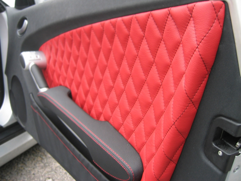 Red G Wagon >> C E Moore - Car seating